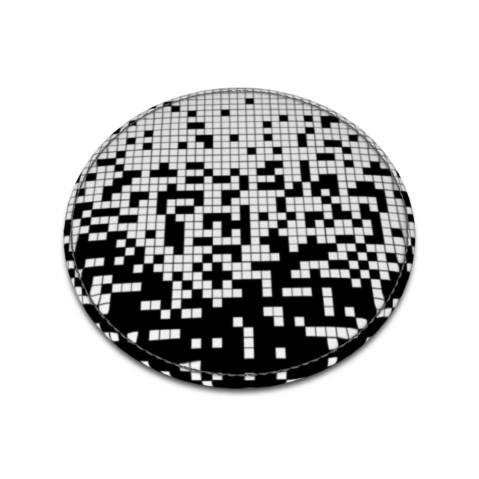 Pixels - Coasters