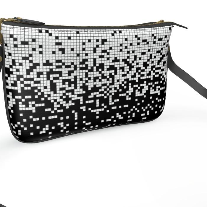 Pixels - Zip Bag