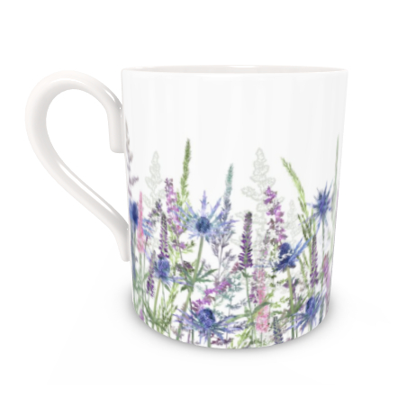 Regular Bone China Mug - Fairytale Meadow