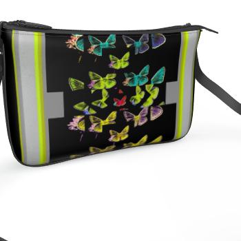 Borsa Collezione- Le Farfalle-