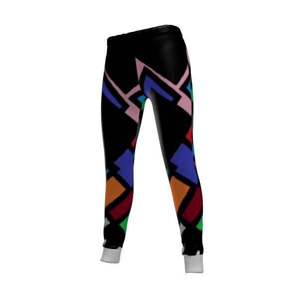 Cubey Mix Womens Sweatpants
