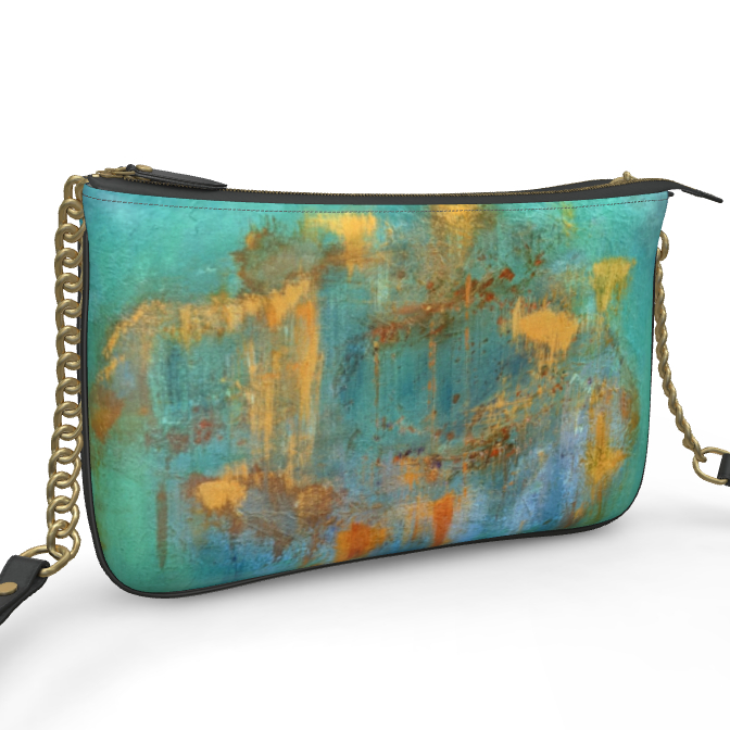 Northern Lights Pouchette by Alison
