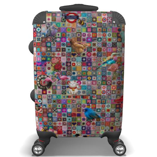 Granny Madness Suitcase