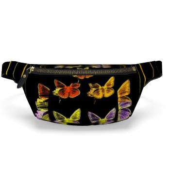 marsupio dalla linea Farfalle