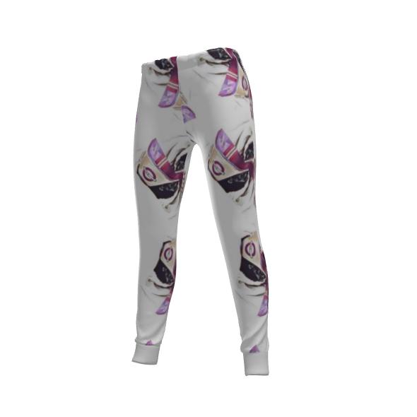 P-Hype Womens Design Jogging Sweat Pants