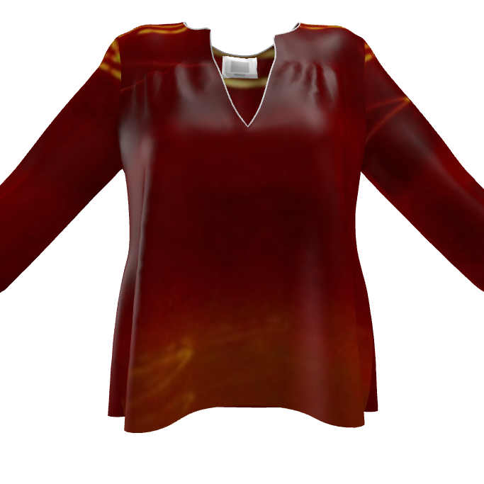 Collection Womens Blouse - Comfortable Color Design -   Collection 1
