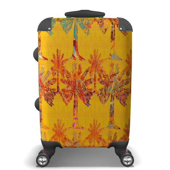 Oasis Collection Suitcase