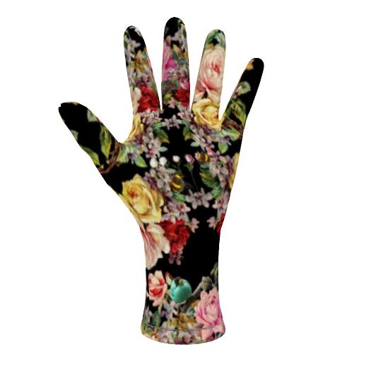 Fleece Gloves Nuit des Roses 2021