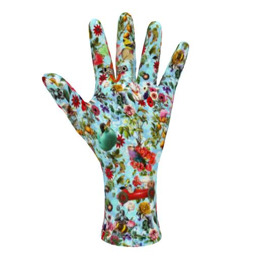 Fleece Gloves Neighbourhood Gardens
