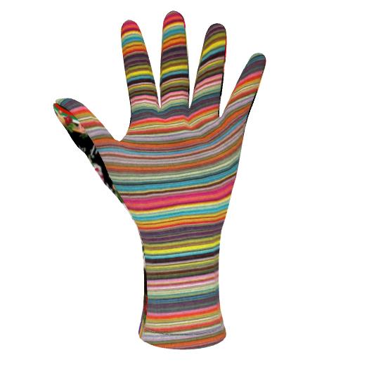 Fleece Gloves Frida Incognito