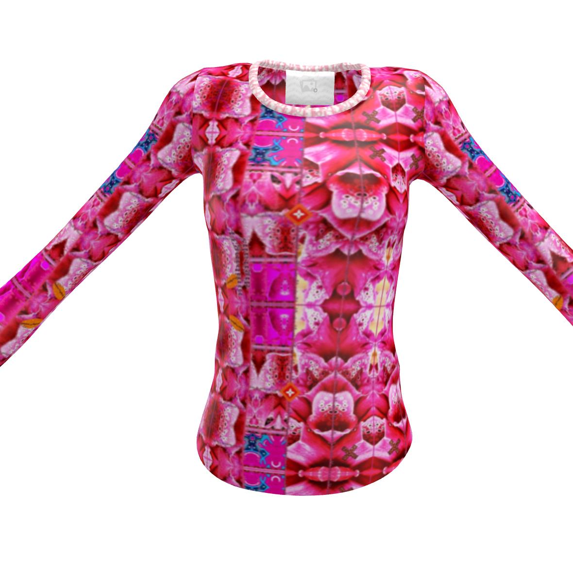 ninibing34 DESIGNER Slim-Fit T-Shirt - alle Größen -