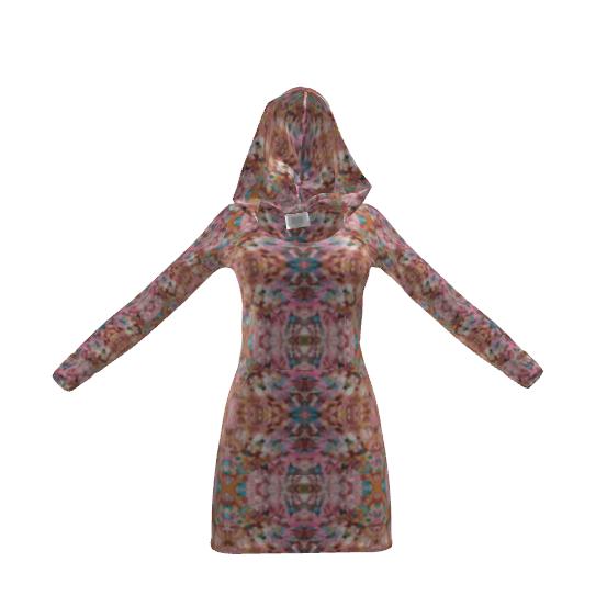 Hoody Dress 9