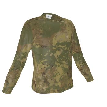 SUBSTRATE Sedona Long Sleeve Shirt