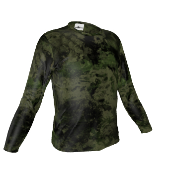 SUBSTRATE Spectre Long Sleeve Shirt
