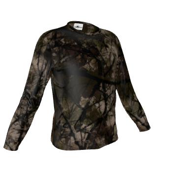 SUBSTRATE Stalker Long Sleeve Shirt