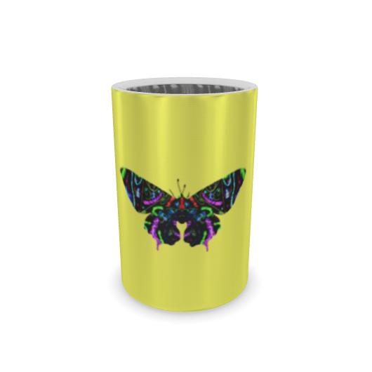 Wine Bottle Cooler - Butterfly