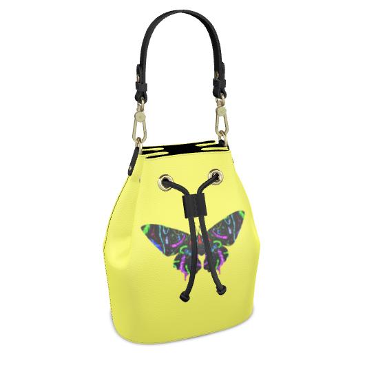 Bucket Bag - Butterfly