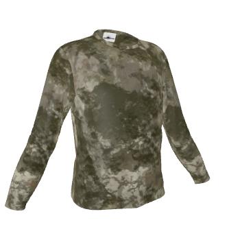 SUBSTRATE Sierra Long Sleeve Shirt