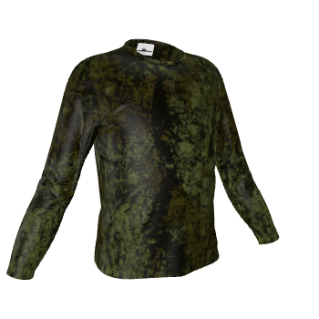 SUBSTRATE Sniper Long Sleeve Shirt