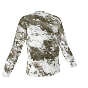 SUBSTRATE Snowfall Long Sleeve Shirt