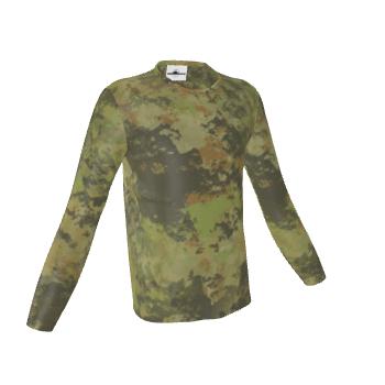 SUBSTRATE Sydney Long Sleeve Shirt