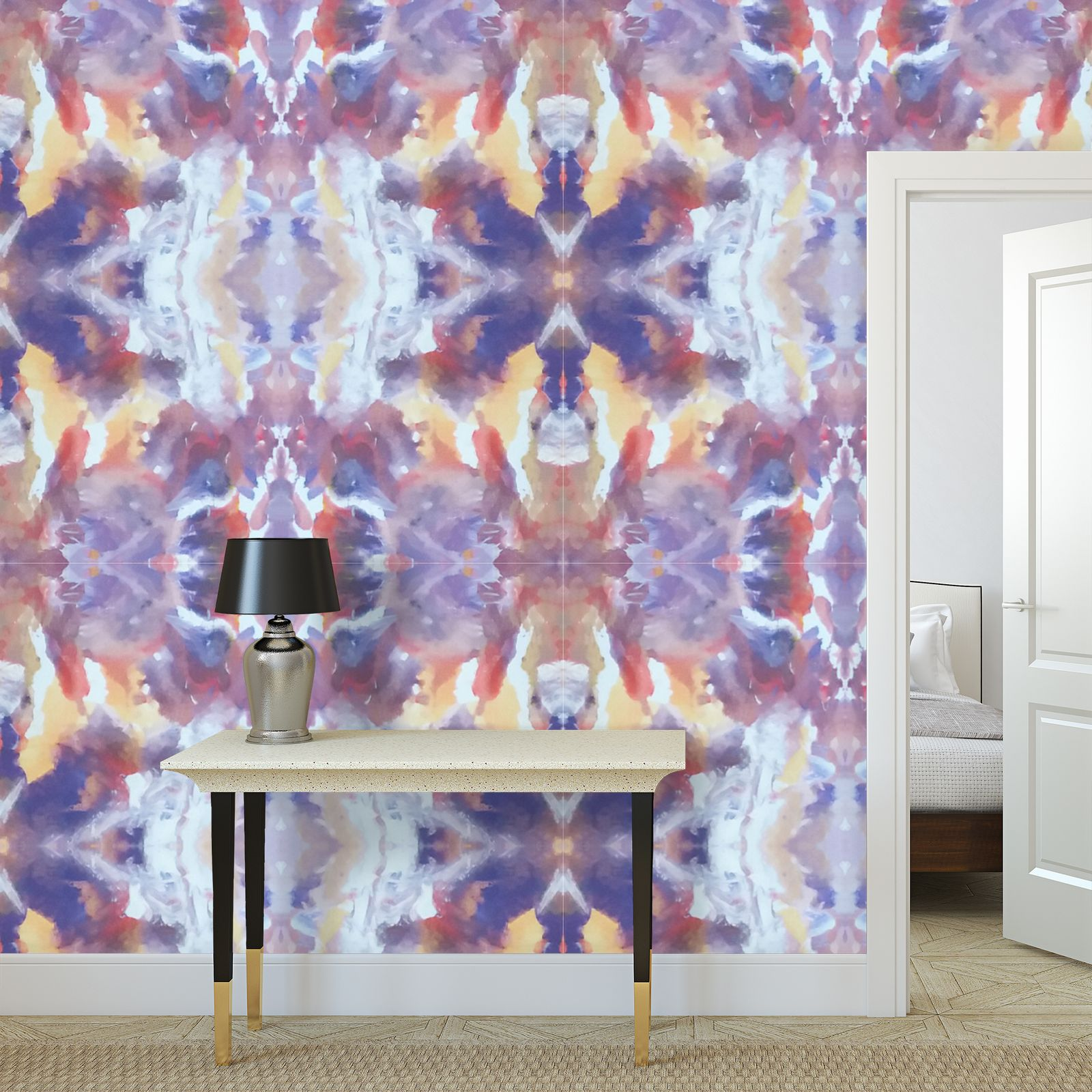 Wallpaper Rolls Painting 27