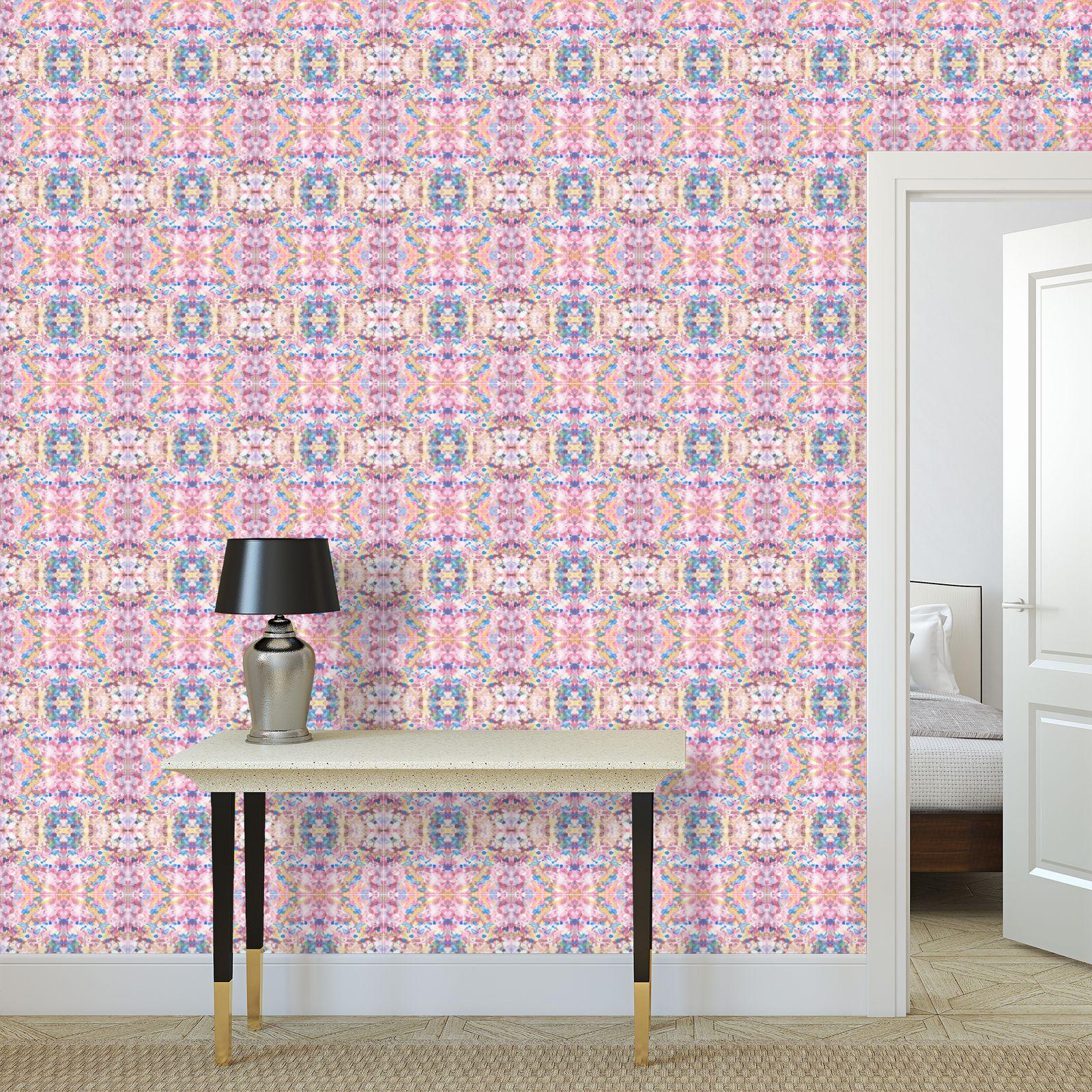 Wallpaper Rolls Painting 23