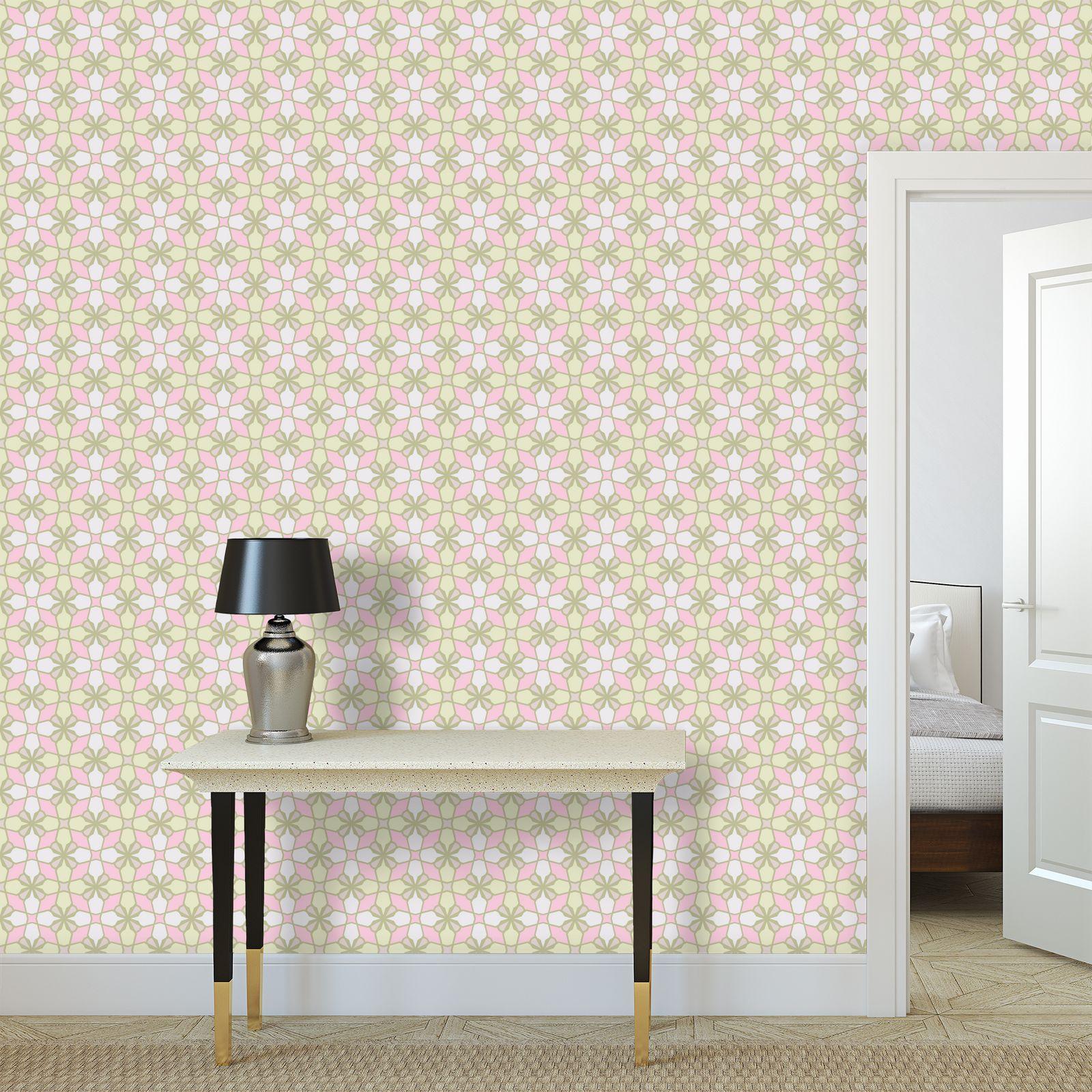 Wallpaper Rolls Shapes 4
