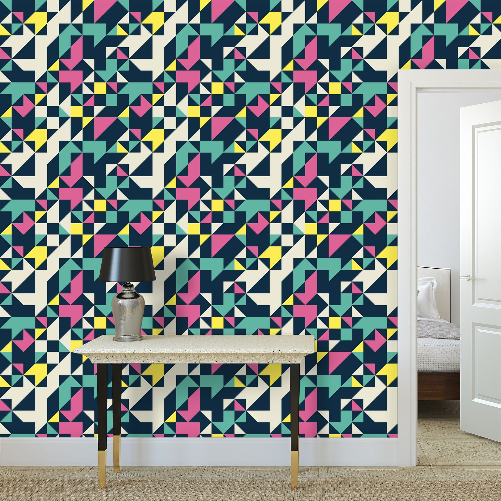 Geometric 02 Wallpaper
