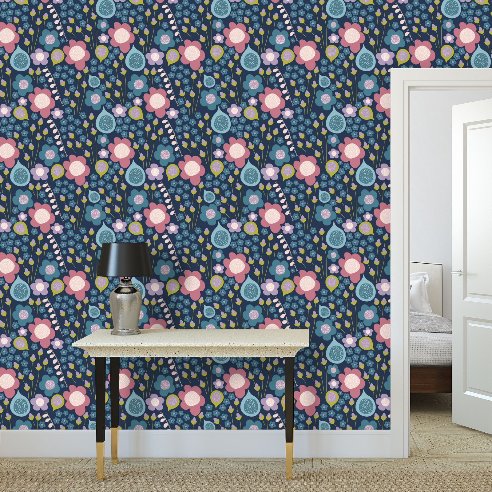 Floral 01 Wallpaper