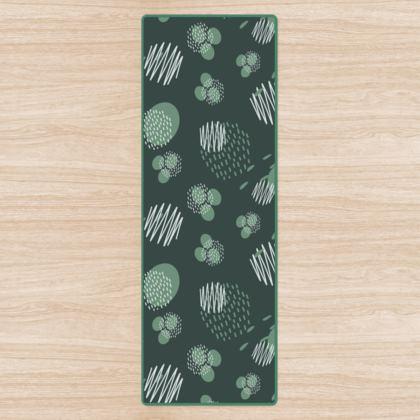 Yoga Mat Pine Presence