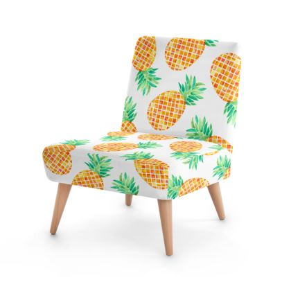 Pineapples! Occasional Chair