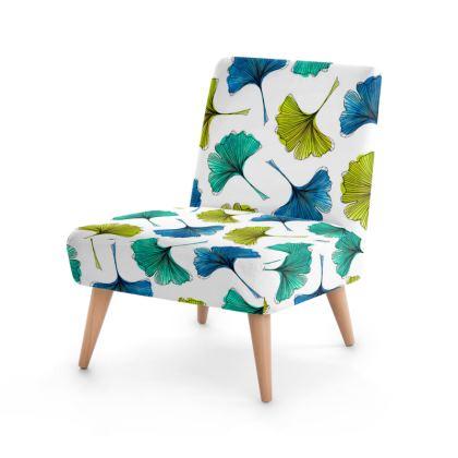 Ginkgo Flush Occasional Chair