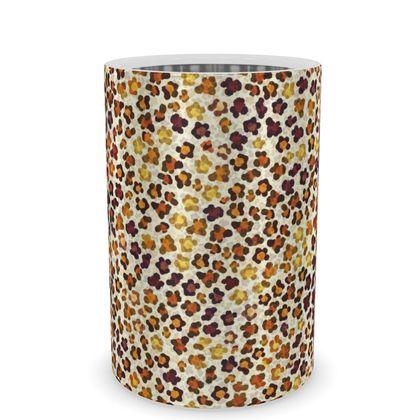 Leopard Skin Collection Wine Bottle Cooler