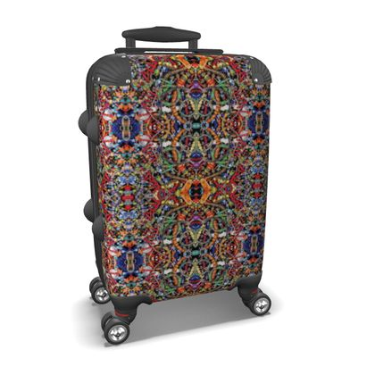 Carry-On Suitcase – Bead Bomb #1