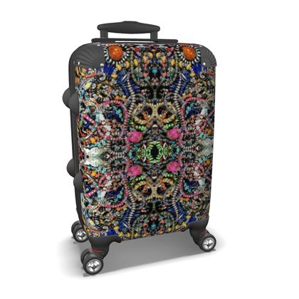 Carry-On Suitcase – Bead Bomb #3