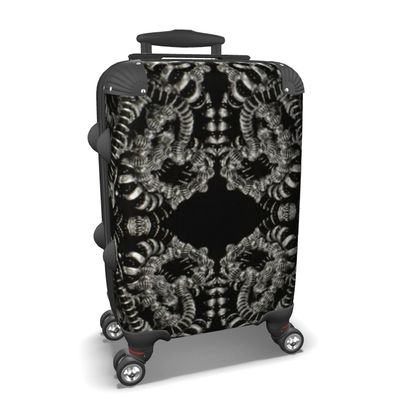 Carry-On Suitcase – Bead Bomb #6