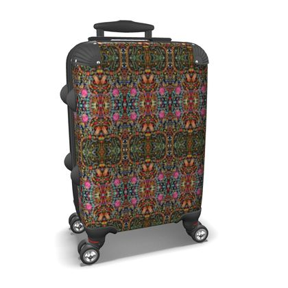 Carry-On Suitcase – Bead Bomb #10