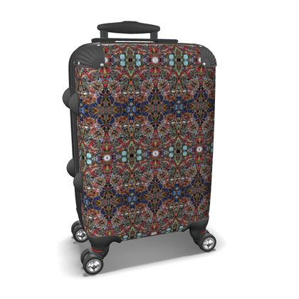 Carry-On Suitcase – Bead Bomb #12