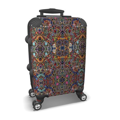 Carry-On Suitcase – Bead Bomb #15