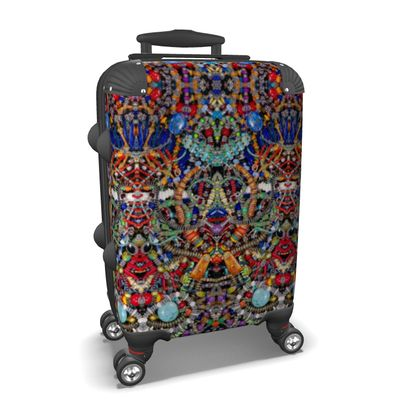 Carry-On Suitcase – Bead Bomb #14
