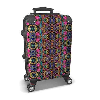 Carry-On – Suitcase – Bead Bomb #13