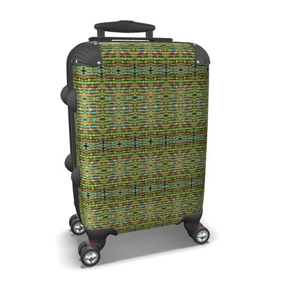 Carry-On Suitcase – Bead Bomb #18