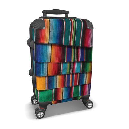 Carry-On Suitcase – Serape-Print #9