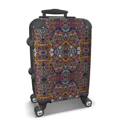 Carry-On Suitcase – Bead Bomb #21