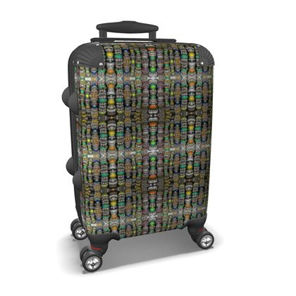Carry-On Suitcase – Bead Bomb #8