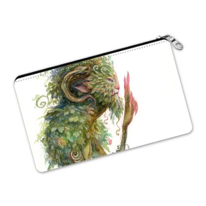 Greenman pencil case