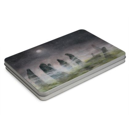 Standing Sisters Pencil Case Box