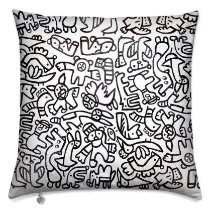 Mr. Miniature Cushion