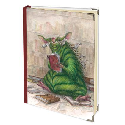 Bookwurm 2022 Deluxe Diary